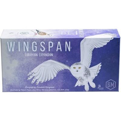 Wingspan European Expansion Game