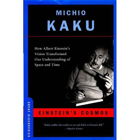 Einstein's Cosmos - (Great Discoveries) by  Michio Kaku (Paperback) - image 1 of 1