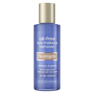 Neutrogena® Oil-Free Gentle Eye Makeup Remover - 5.5 fl oz