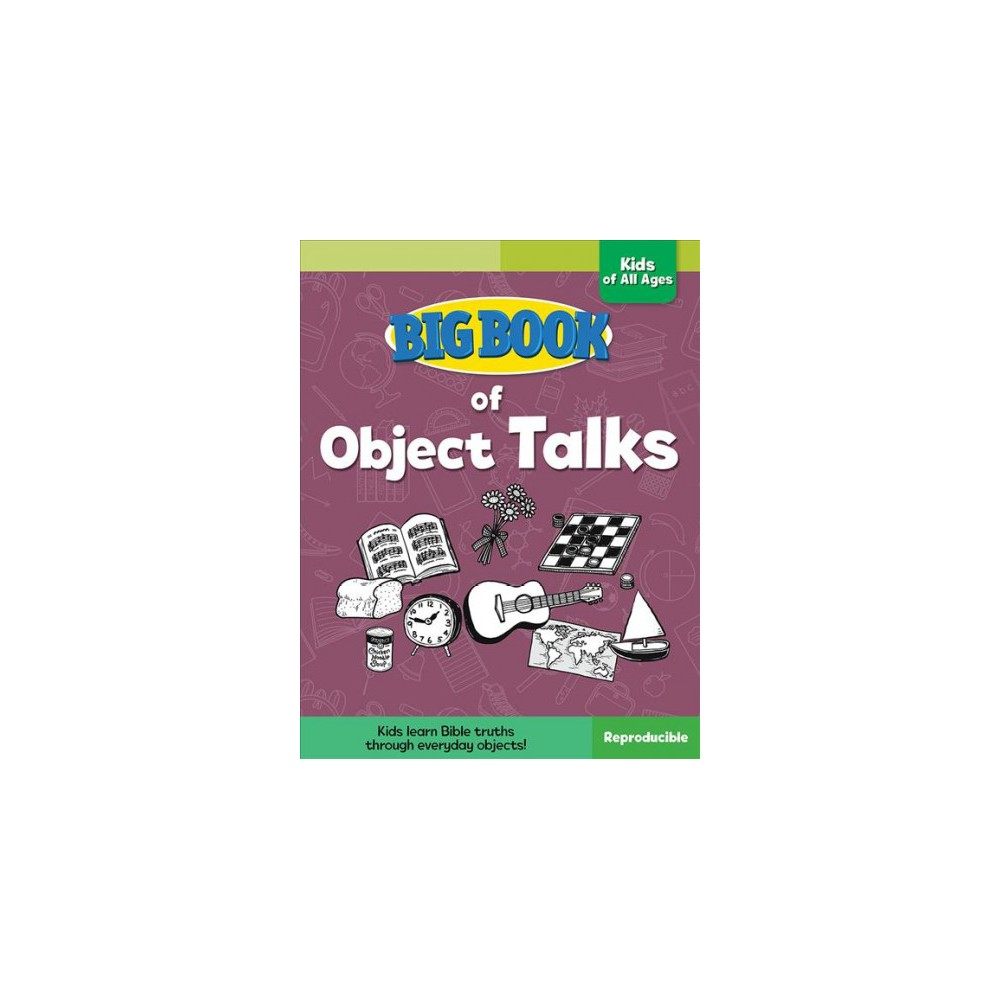 Big Book of Object Talks for Kids of All Ages (Paperback)
