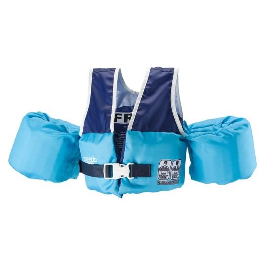 Speedo Splash Jammer Life Jacket Vests - Blue image number null