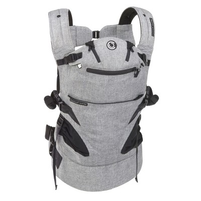 Contours Journey 5-in-1 Baby Carrier- Gray