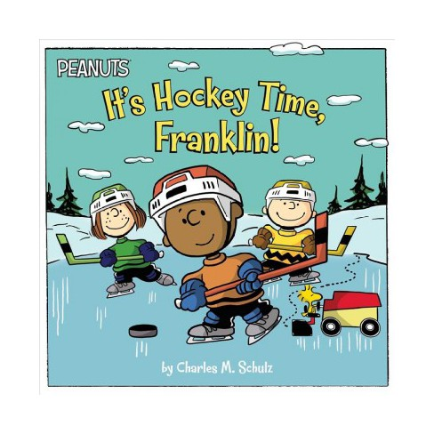 It's Hockey Time, Franklin! - (Peanuts) (Paperback) - image 1 of 1