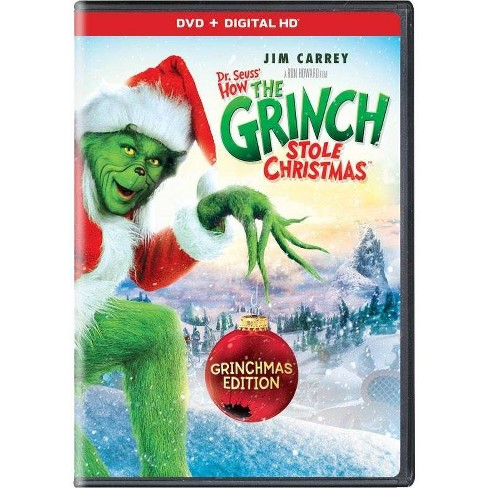 Dr. Seuss' How the Grinch Stole Christmas (DVD + Digital) - image 1 of 1