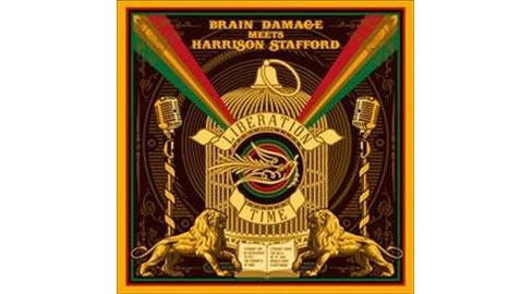 Brain Damage - Liberation Time (CD) - image 1 of 1
