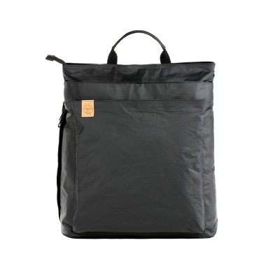 Lassig Green Label Backpack Diaper Bag - Black