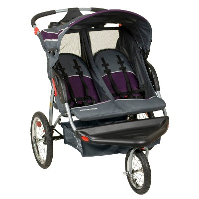 Baby Trend Expedition Double Jogger Stroller - Elixer