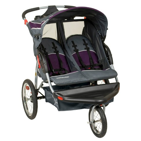 Baby Trend Expedition Double Jogger, Baby Trend Jogging Stroller Chicco Car Seat
