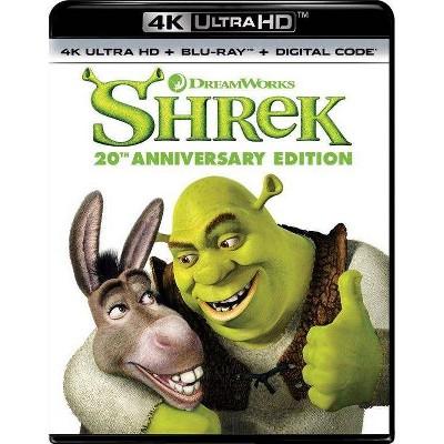 Shrek (4K/UHD)(2021)