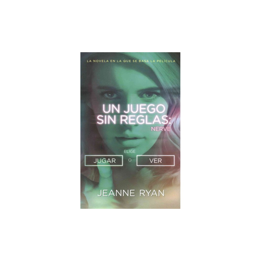 Nerve (Paperback) (Jeanne Ryan)