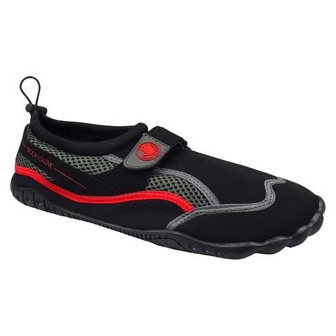12dbab06b9ae3 Men's Body Glove Seek Water Shoes - Black/Red 9