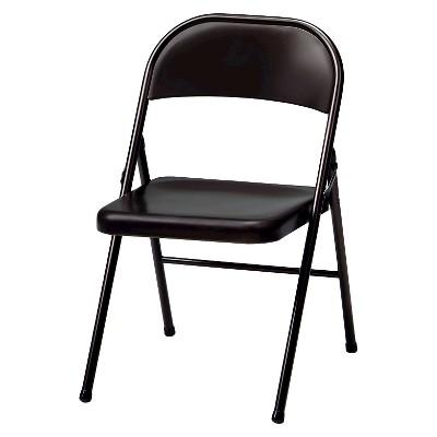 4 Piece All Steel Folding Chair Cinnabar - Sudden Comfort®