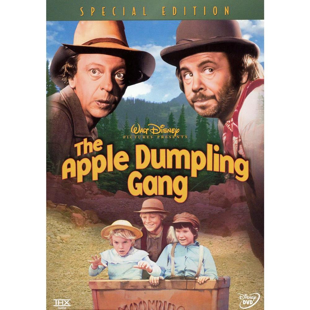 The Apple Dumpling Gang (Special Edition) (dvd_video)