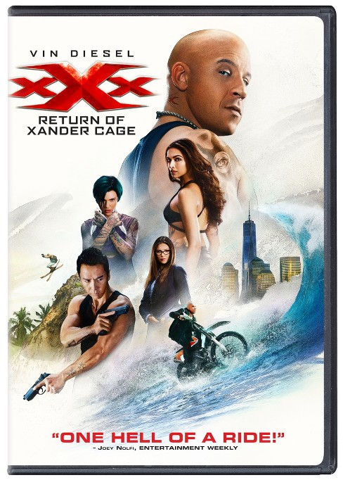 xXx: Return Of Xander Cage (DVD) - image 1 of 1