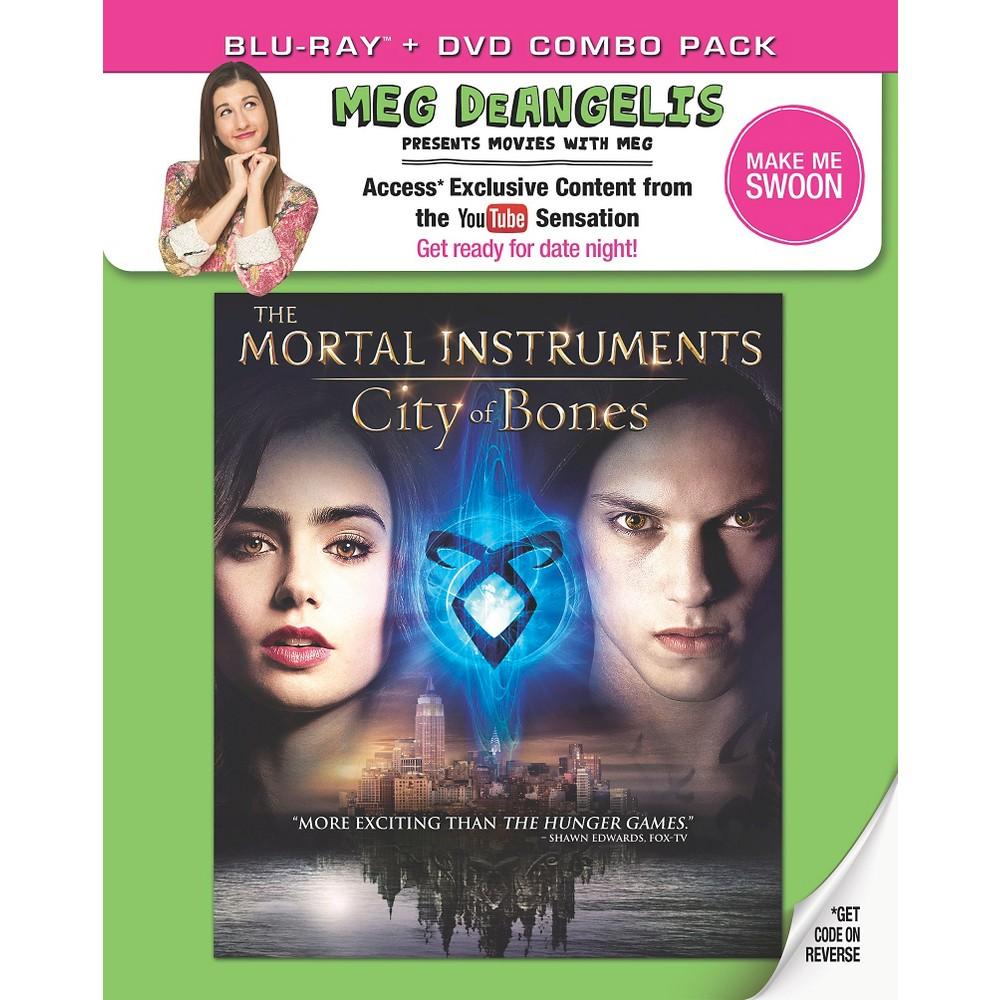 Mortal Instruments (Blu-ray/Dvd)