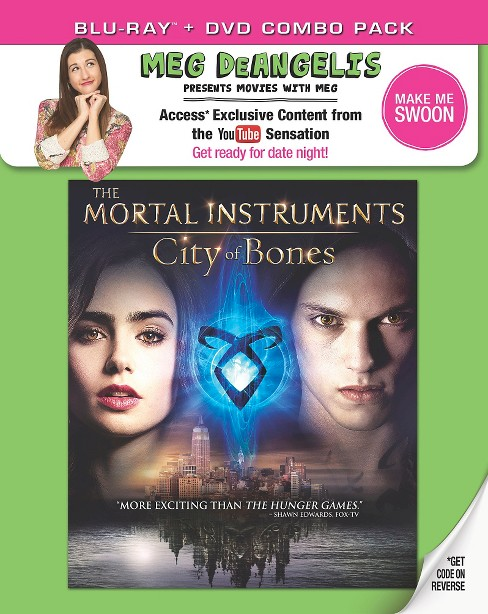 Mortal Instruments (Blu-ray/DVD) - image 1 of 1