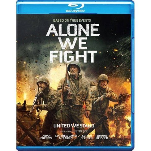 Alone We Fight (Blu-ray) - image 1 of 1