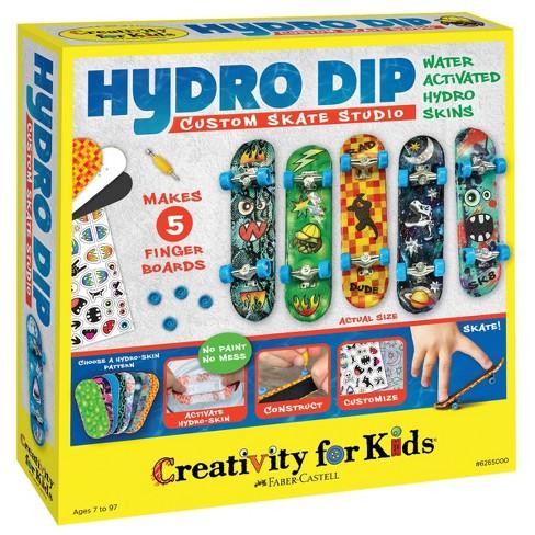 Creativity for Kids Hydro Dip Custom Skate Studio - image 1 of 4