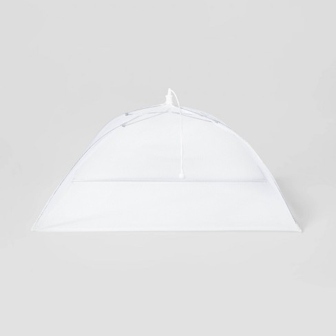 Mesh Food Tent - White - Sun Squad™ - image 1 of 3