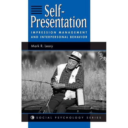 Self-Presentation - (Social Psychology) by  Mark R Leary (Paperback) - image 1 of 1