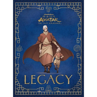 Nerd Block Avatar: The Last Airbender: Legacy Book