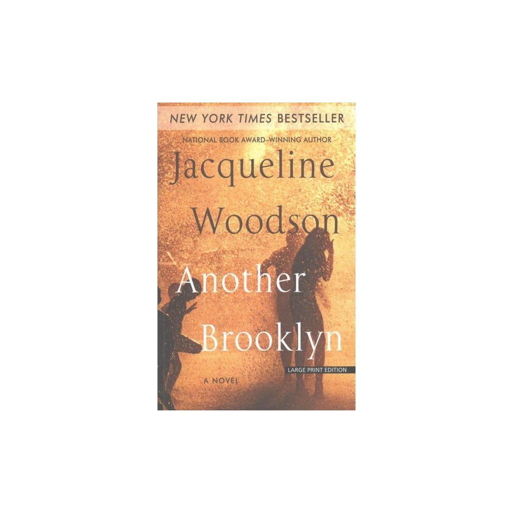 Another Brooklyn (Large Print) (Paperback) (Jacqueline Woodson)
