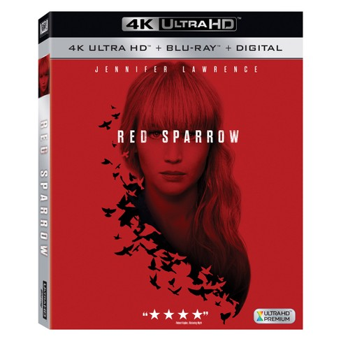 RED SPARROW (4K/UHD) - image 1 of 1