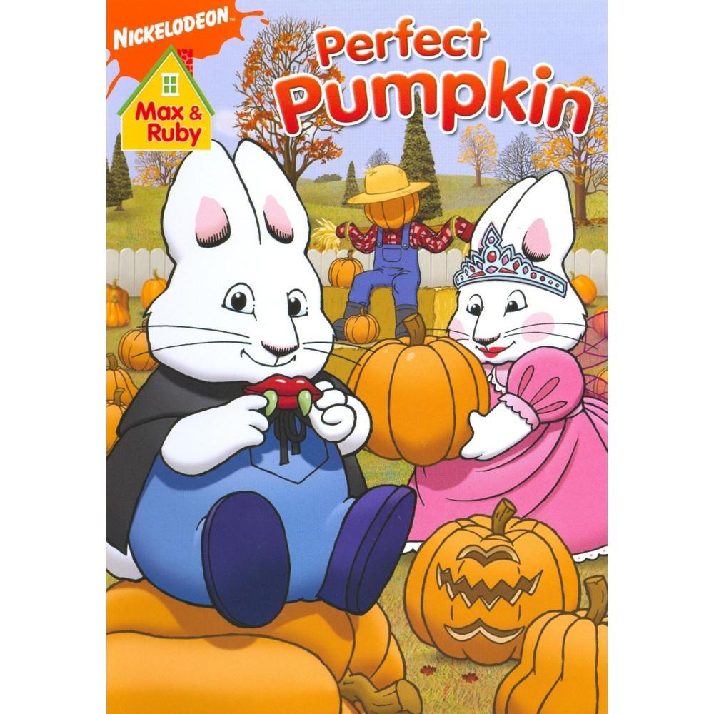 Max & Ruby: Max & Ruby's Perfect Pumpkin (dvd_video)
