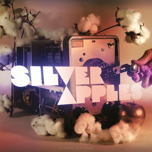 Silver Apples - Clinging To A Dream (Vinyl) - image 1 of 1