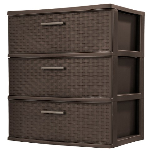 Sterilite® 3-Drawer Wide Tower - image 1 of 1