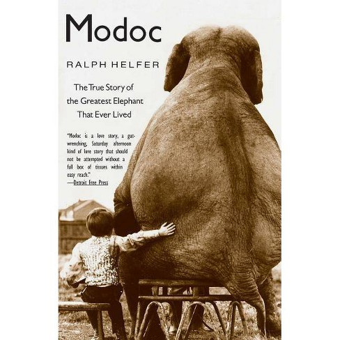 Modoc - by  Ralph Helfer (Paperback) - image 1 of 1
