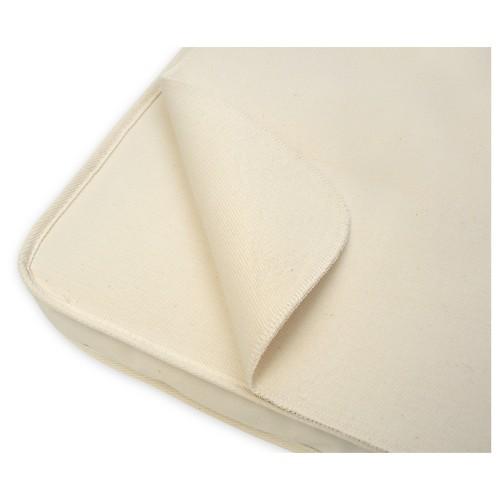 Naturepedic Organic Cotton Mattress Protector for Cradle