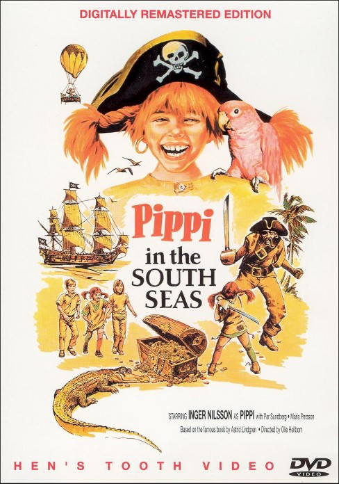 Pippi in the south seas (DVD) - image 1 of 1