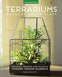 Terrariums Gardens Under Glass Designing Creating And Planting