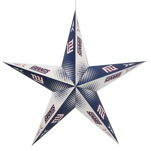 NFL New York Giants Star Lantern - image 1 of 2