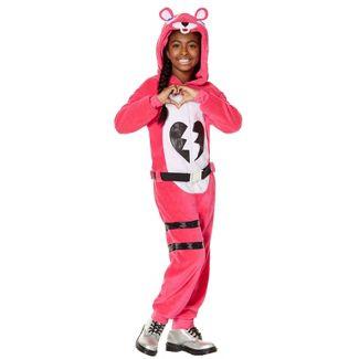 Kids' Fortnite Cuddle Team Leader Halloween Costume L