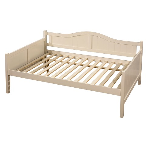 Phenomenal Staci Wood Daybed Full White Hillsdale Furniture Cjindustries Chair Design For Home Cjindustriesco