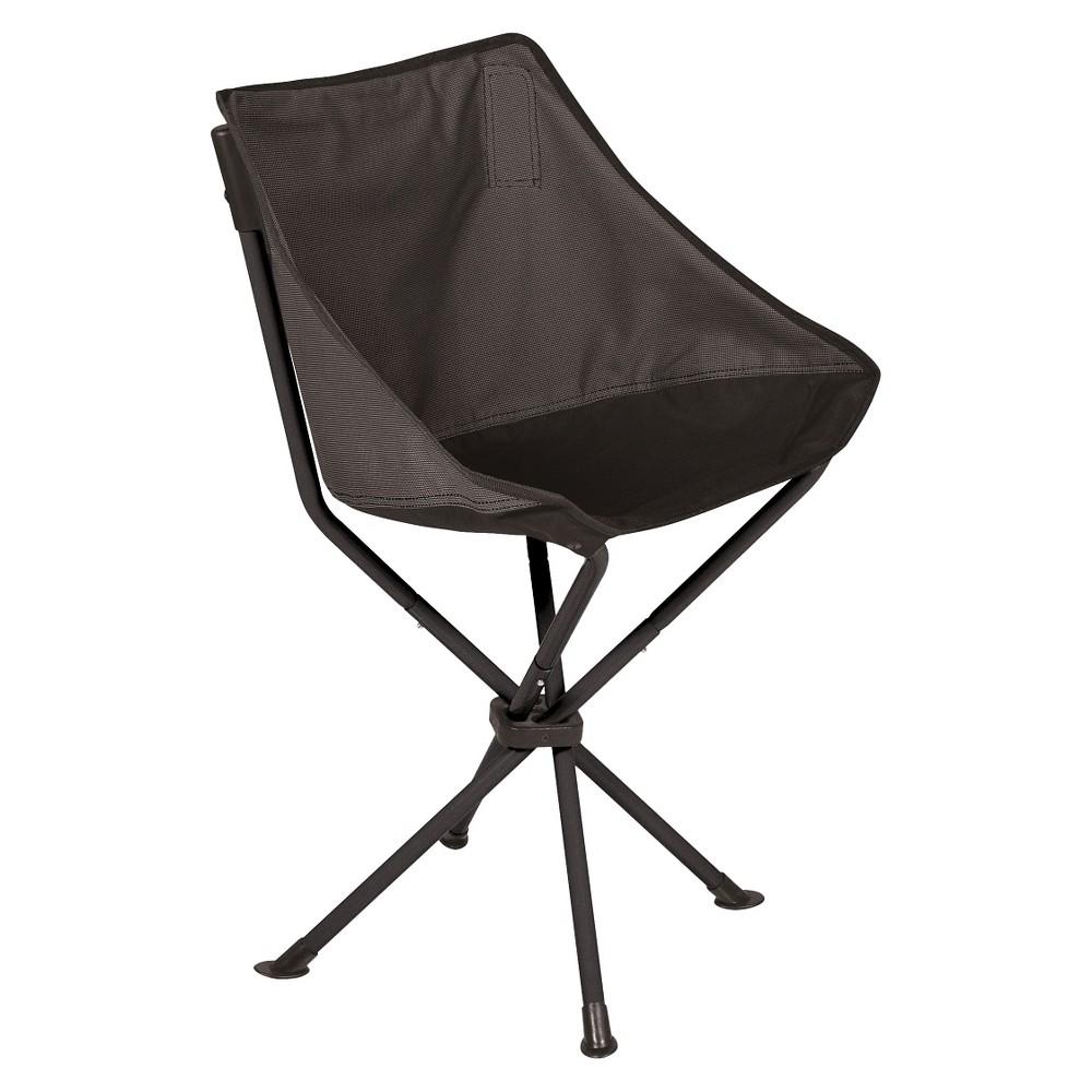 Picnic Time Odyssey Portable Chair - Black