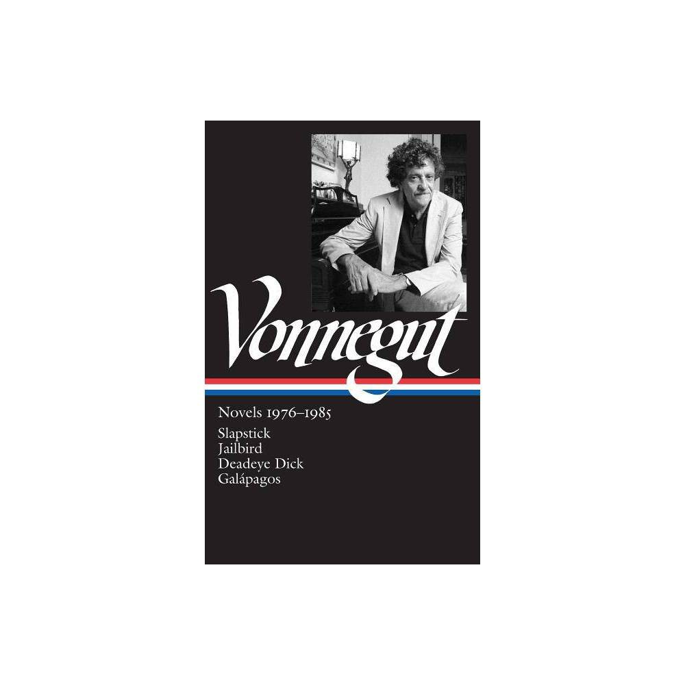 Kurt Vonnegut: Novels 1976-1985 (Loa #252) - (Library of America) (Hardcover) was $35.49 now $24.49 (31.0% off)