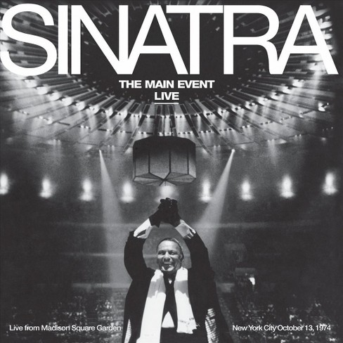 Frank sinatra - Main event:Live (CD) - image 1 of 1