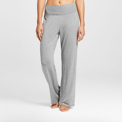 Post Maternity Pajama Pants - Gilligan & O'Malley™ - Medium Heather Gray S