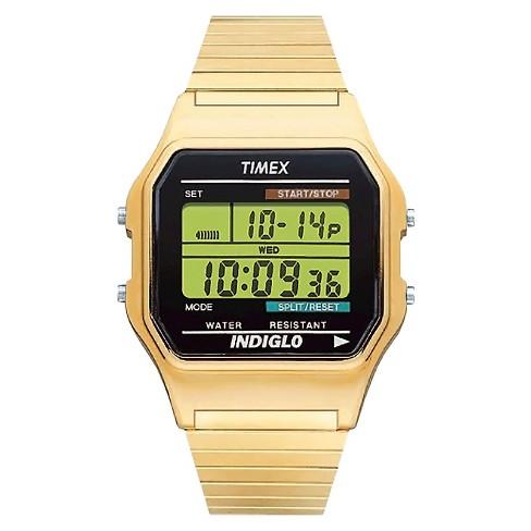 2589db9de Men's Timex Classic Digital Expansion Band Watch - Gold T786779J ...