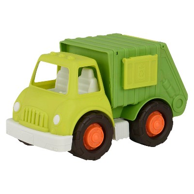Wonder Wheels Recycling Truck