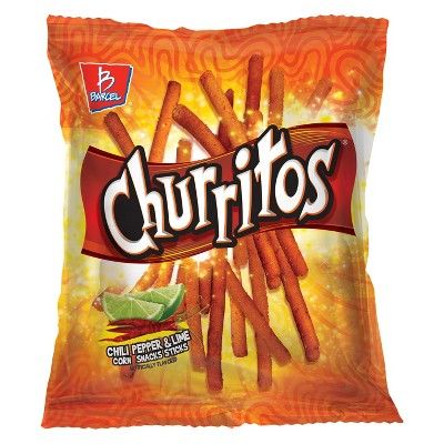 Tortilla & Corn Chips: Barcel Churritos
