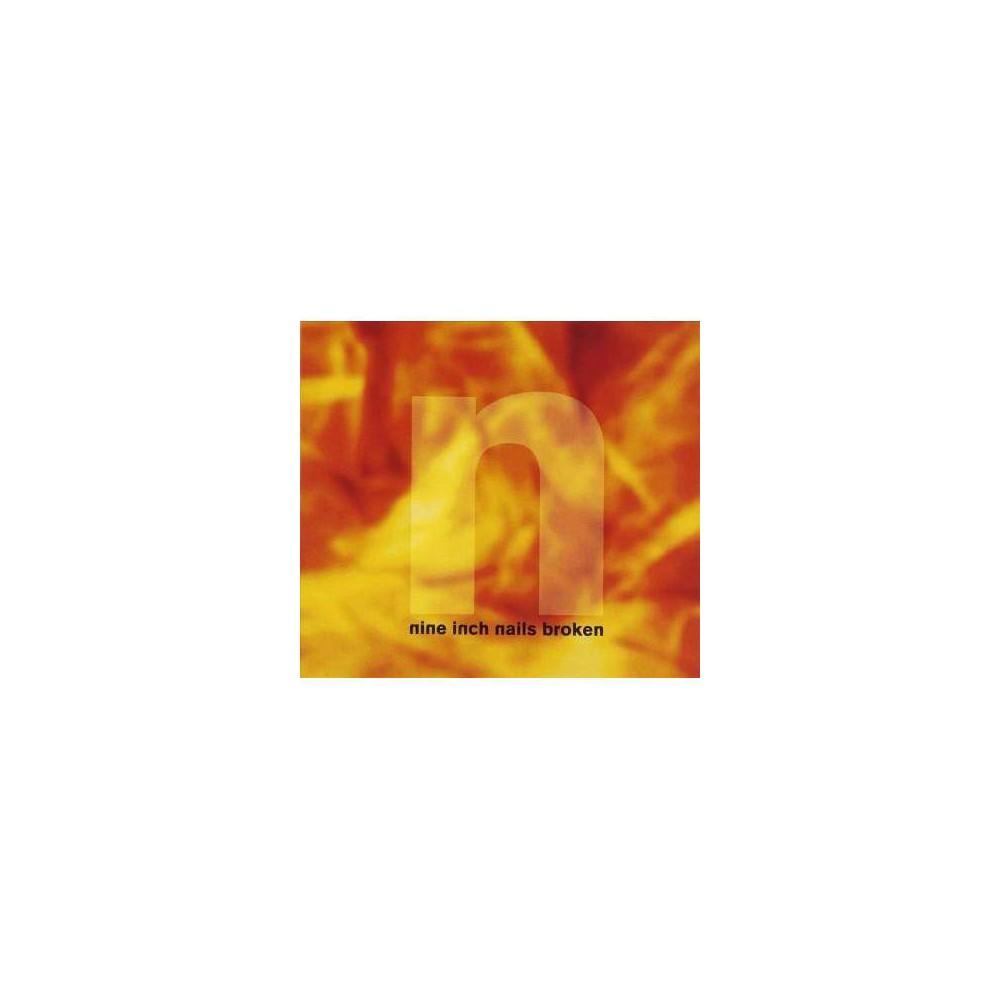 Nine Inch Nails Broken Lp 7 Combo Explicit Lyrics Vinyl