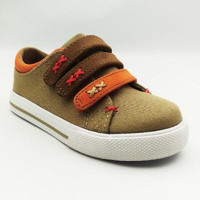 Toddler Boys' Shelton Casual Sneakers - Genuine Kids® from OshKosh Tan 6
