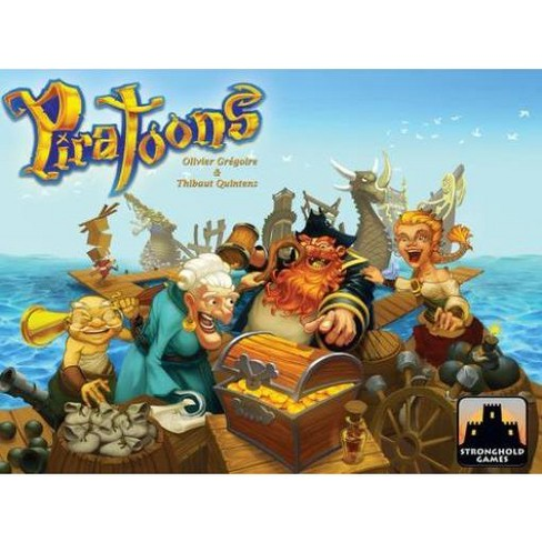 Piratoons Board Game - image 1 of 1
