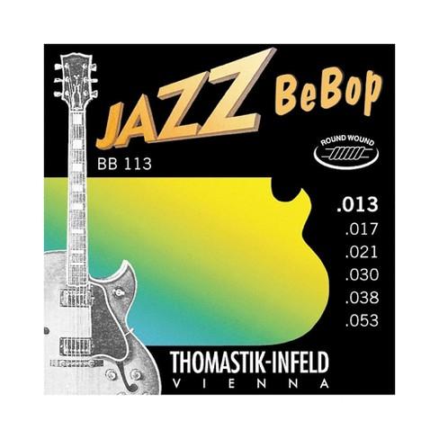Thomastik BB113 Medium Light Jazz BeBop Guitar Strings - image 1 of 1