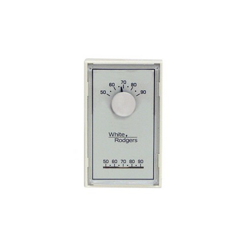 White-Rodgers 1E30N-910 Vertical Heat Only Mechanical Thermostat
