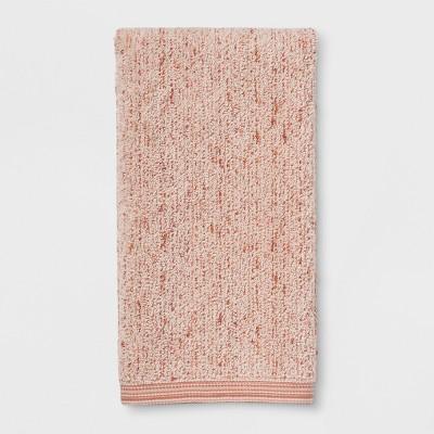 Mesa Multi-Slub Hand Towel Peach - Project 62™